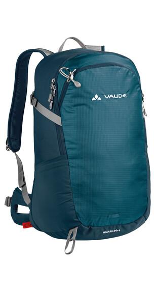 VAUDE Wizard 24+4 Daypack petroleumsgrøn
